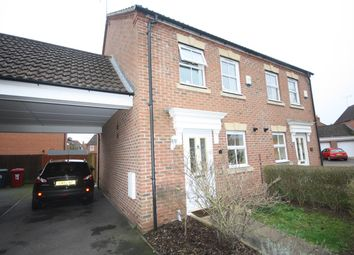 2 bed semi-detached house to rent in Parsons Road, Slough SL3