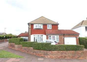 Thumbnail 3 bed detached house for sale in Cobbold Avenue, Old Town, Eastbourne