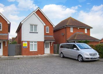 Thumbnail 3 bed detached house for sale in Wallis Court, Herne Bay