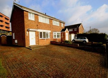 Thumbnail 3 bed semi-detached house to rent in Bishops Drive, Kettering