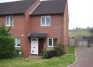 Thumbnail 2 bed end terrace house to rent in Primrose Lawn, Exeter