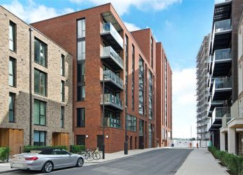 Thumbnail 1 bed flat to rent in Summerston House, 51 Starboard Way, Royal Wharf, London
