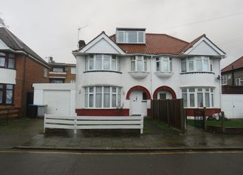 Thumbnail 5 bed semi-detached house for sale in Chestnut Grove, Sudbury, Wembley