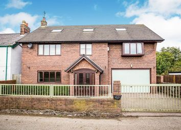 Thumbnail 6 bed detached house for sale in Green Lane, Ewloe Green, Deeside