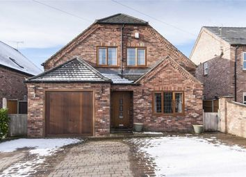 Thumbnail 4 bed detached house for sale in Alfreton Road, Newton, Alfreton