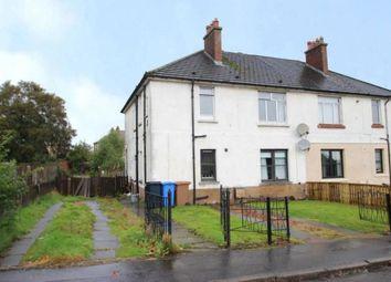 Thumbnail 2 bed flat for sale in Johnston Avenue, Stenhousemuir, Larbert, Stirlingshire
