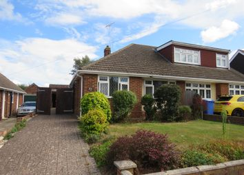 Thumbnail 2 bed semi-detached bungalow for sale in Sterling Road, Sittingbourne