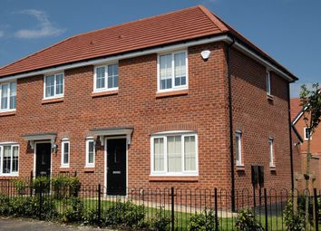 Thumbnail 3 bed semi-detached house to rent in Cromwell Road, Ellesmere Port