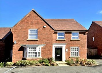 Thumbnail 4 bed detached house for sale in Gerway Close, Ottery St. Mary, Devon
