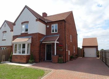 Thumbnail 4 bed detached house for sale in Bagworth Road, Nailstone, Nuneaton