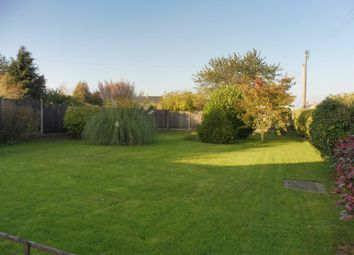 Thumbnail 3 bed detached bungalow for sale in Thistleton Lane, South Witham, Grantham