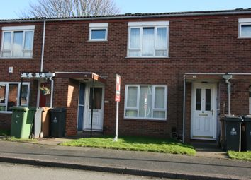 Thumbnail 1 bed flat for sale in Holman Close, Willenhall