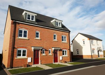 Thumbnail 3 bedroom semi-detached house for sale in Station Road, Long Buckby, Northampton