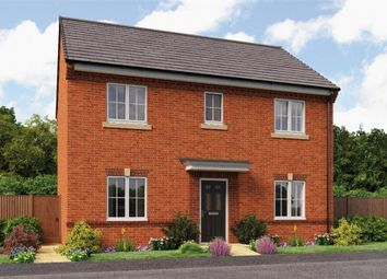 "Thumbnail 4 bed detached house for sale in ""The Buchan"" at Backworth, Newcastle Upon Tyne"