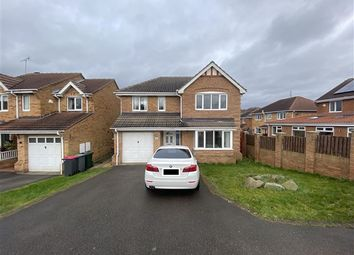 Thumbnail 4 bed detached house for sale in Admiral Biggs Drive, Treeton, Rotherham