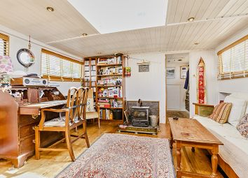 Thumbnail 3 bed houseboat for sale in Boardwalk Place, London