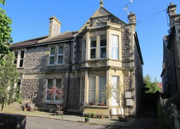 Thumbnail 1 bedroom flat for sale in Clarence Road South, Weston-Super-Mare