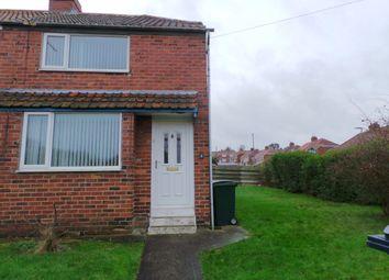 Thumbnail 2 bed semi-detached house for sale in Otterburn Gardens, Dunston, Gateshead