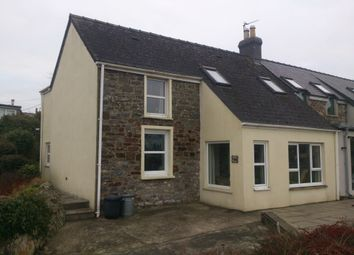 Thumbnail 3 bed semi-detached house to rent in Guildford Row, Llangwm, Haverfordwest