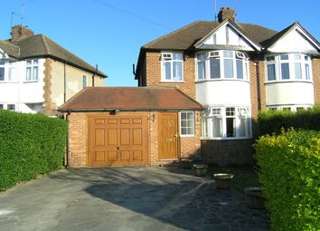 Thumbnail 3 bedroom semi-detached house for sale in Cambridge Drive, Potters Bar