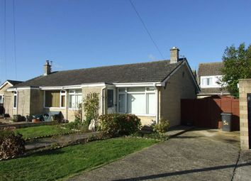 Thumbnail 2 bed semi-detached bungalow for sale in Savernake Avenue, Melksham