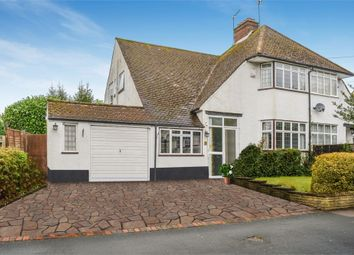 Thumbnail 3 bed semi-detached house for sale in Green Lane, Amersham, Buckinghamshire