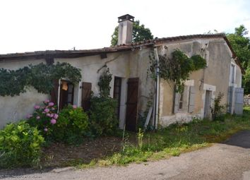Thumbnail Property for sale in Champagne-Mouton, Poitou-Charentes, 16350, France