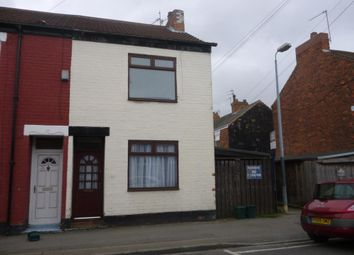 Thumbnail 3 bed terraced house to rent in Rustenburg Street, Newbridge Road, Hull