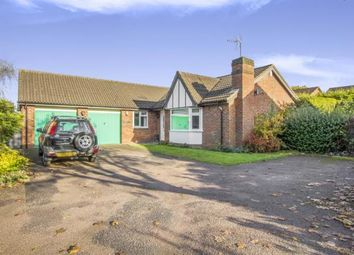 Thumbnail 3 bed bungalow for sale in Broom Way, Narborough, Leicester, Leicestershire