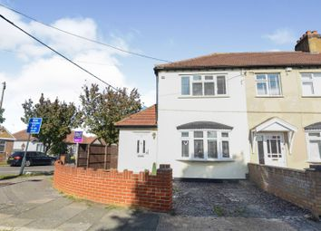 Birch Road, Romford RM7. 2 bed end terrace house