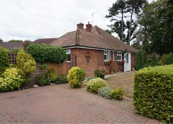 2 bed bungalow for sale in Fircroft Close, Stoke Poges, Slough SL2