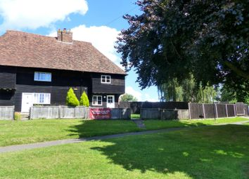 Thumbnail 3 bed semi-detached house to rent in Rose Cottage, Vicarage Road, Maidstone