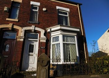 Thumbnail 3 bed property for sale in Bury Road, Bolton