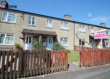 Thumbnail 3 bed terraced house for sale in Rosewarn Close, Bath