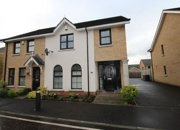 Thumbnail 3 bed semi-detached house for sale in Mornington Gardens, Lisburn