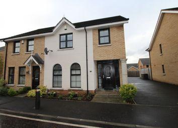 3 bed semi-detached house for sale in Mornington Gardens, Lisburn BT28