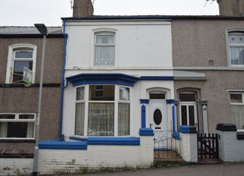 Thumbnail 2 bed terraced house for sale in Harrison Street, Barrow-In-Furness, Cumbria