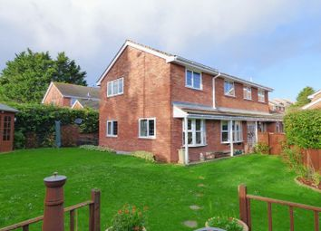 Thumbnail 4 bed detached house for sale in Nelson Court, Worle, Weston-Super-Mare