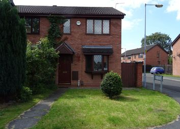 Thumbnail 3 bed terraced house to rent in Corkland Road, Chorlton Cum Hardy, Manchester