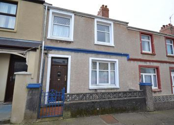 Thumbnail 3 bedroom terraced house for sale in Stratford Road, Milford Haven