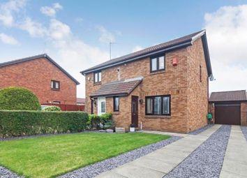 Thumbnail 3 bedroom semi-detached house for sale in Merlinford Drive, Renfrew, Renfrewshire