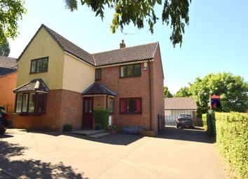 4 bed detached house for sale in Wratting Road, Haverhill CB9