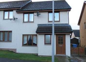 Thumbnail 3 bed semi-detached house for sale in Wester Inshes Place, Inverness