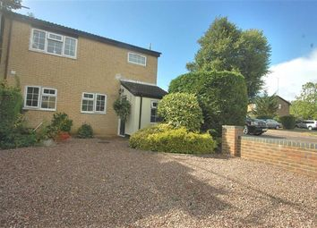 Thumbnail 3 bedroom detached house for sale in Blenheim Way, Stevenage, Herts