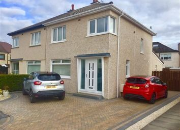 Thumbnail 3 bed semi-detached house for sale in Kelvin Drive, Kirkintilloch, Glasgow