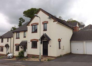 Thumbnail 3 bed property to rent in Soloman Drive, Bideford, Devon