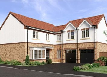 "Thumbnail 5 bed detached house for sale in ""Shakespeare"" at Joe Lane, Catterall, Preston"