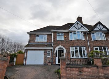 Thumbnail 6 bed semi-detached house for sale in St. Chads Road, New Normanton, Derby