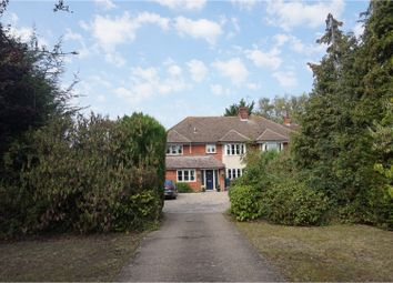 Thumbnail 4 bed semi-detached house for sale in London Road, Colchester
