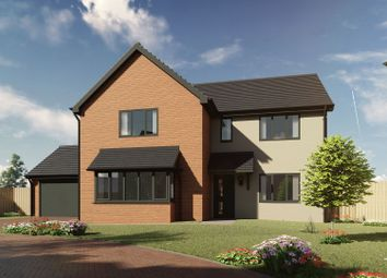 Thumbnail 5 bed detached house for sale in The Old Nurseries, Whitchurch, Ross-On-Wye